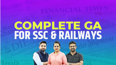 Complete GA for SSC & Railways