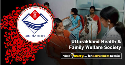 UKHFWS - Uttarakhand Health & Family Welfare Society