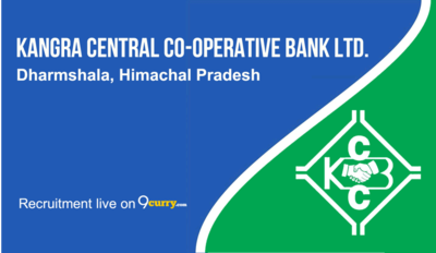 KCCB - Kangra Central Co-operative Bank Ltd