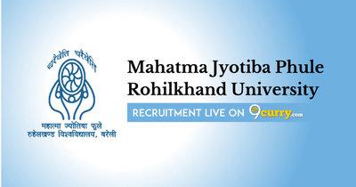 Mahatma Jyotiba Phule Rohilkhand University (MJPRU), Bareilly