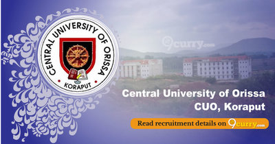 Central University of Orissa (CUO), Koraput