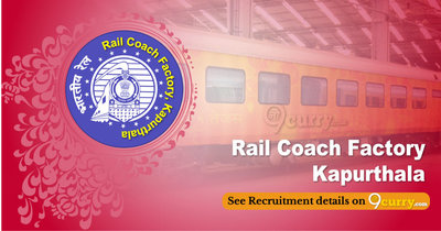 Rail Coach Factory, Kapurthala