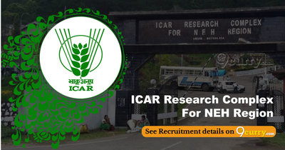 ICAR Research Complex for NEH Region