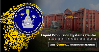 Liquid Propulsion Systems Centre (LPSC)