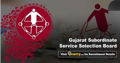 GSSSB - Gujarat Subordinate Service Selection Board