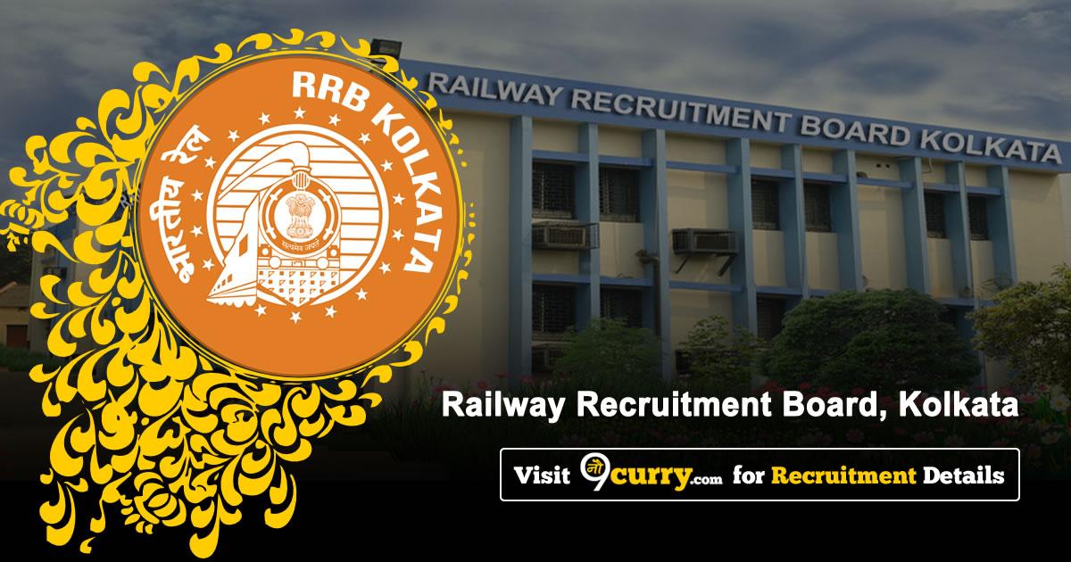 Railway Recruitment Board (RRB), Kolkata