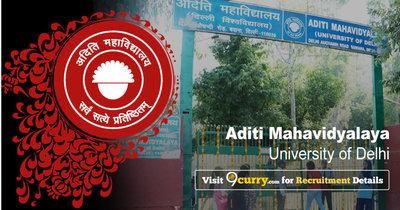Aditi Mahavidyalaya, Delhi University