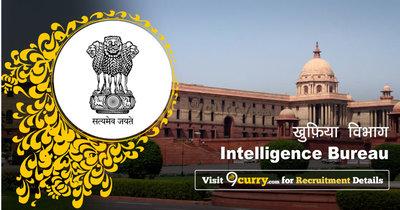 Intelligence Bureau, MHA