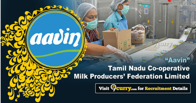 """AAVIN"" - Tamil Nadu Co-operative Milk Producers' Federation Limited"