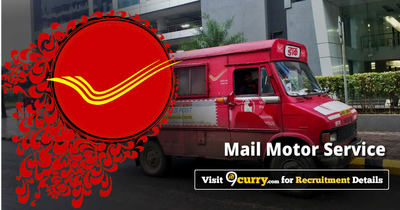 Mail Motor Service, Department of Posts