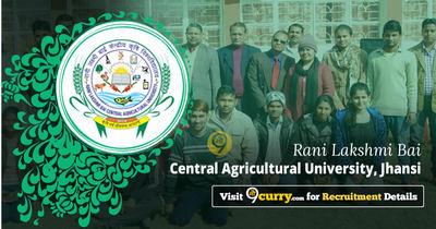 Rani Lakshmi Bai Central Agricultural University, Jhansi, UP