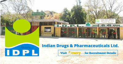 Indian Drugs & Pharmaceuticals Ltd.