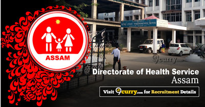 Directorate of Health Service, Assam