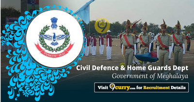 Civil Defence and Home Guards Department, Meghalaya