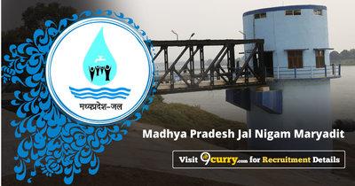 Madhya Pradesh Jal Nigam Maryadit, Bhopal
