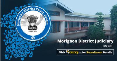 Morigaon District Judiciary, Assam
