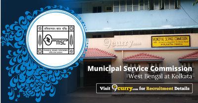 Municipal Service Commission, West Bengal