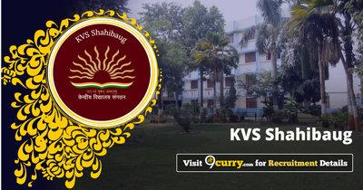 Kendriya Vidyalaya No. 1, Shahibaug