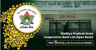 Madhya Pradesh State Cooperative Bank Ltd (Apex Bank)