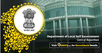 Department of Local Self Government Rajasthan (RAJDLSG)