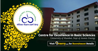 Centre for Excellence in Basic Sciences (UM-DAE CBS)