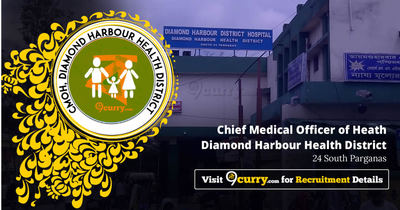 Chief Medical Officer of Heath, Diamond Harbour Health District