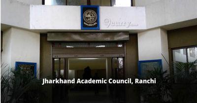 Jharkhand Academic Council, Ranchi