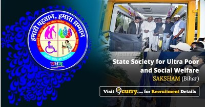 State Society for Ultra Poor and Social Welfare, Bihar (SAKSHAM)