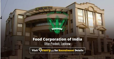 Food Corporation of India, Uttar Pradesh, Lucknow