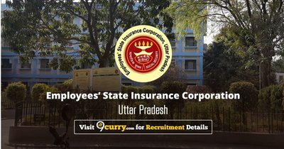 Employees' State Insurance Corporation, Uttar Pradesh