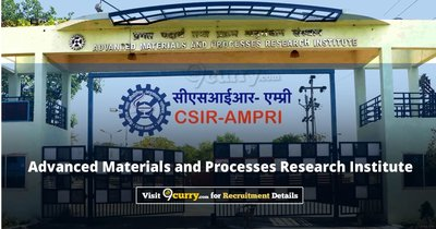 CSIR - Advanced Materials and Processes Research Institute, Bhopal