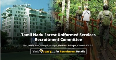 Tamil Nadu Forest Uniformed Services Recruitment Committee