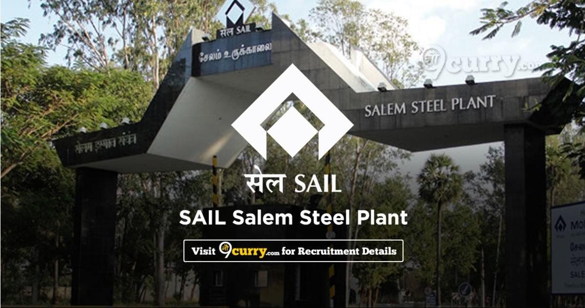 salem steel plant location