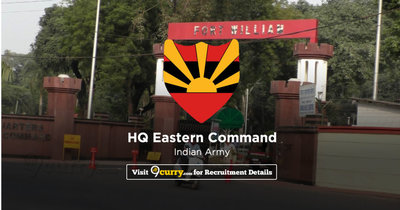 HQ Eastern Command, Indian Army