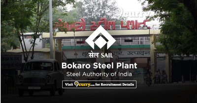 Steel Authority of India's Bokaro Steel Plant