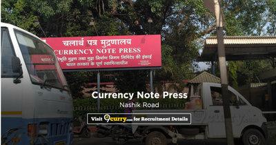 Currency Note Press, Nashik Road