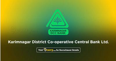 Karimnagar District Co-op Central Bank Ltd
