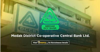 Medak District Co-operative Central Bank Ltd
