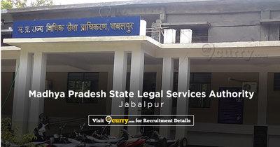 Madhya Pradesh State Legal Services Authority, Jabalpur