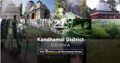 Kandhamal District, Odisha