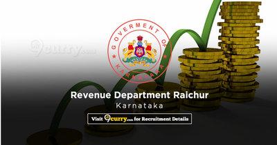 Revenue Department Raichur, Karnataka