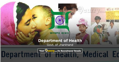 Jharkhand Health Department