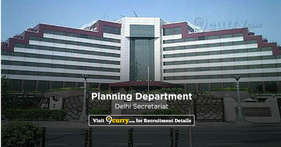Department of Planning, Govt of Delhi