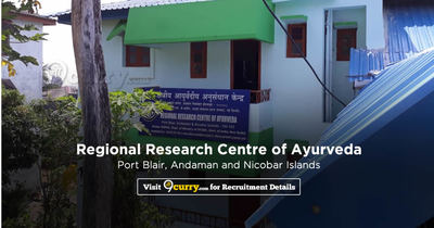 Regional Research Centre of Ayurveda (RRCA), Port Blair