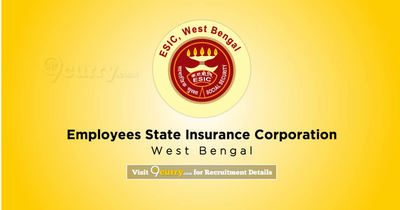 Employees State Insurance Corporation (ESIC), West Bengal