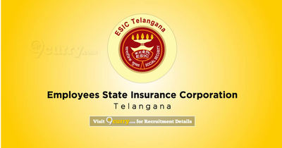 Employees State Insurance Corporation, Telangana