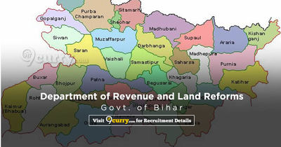 Department of Revenue and Land Reforms, Govt. Of Bihar