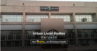 Urban Local Bodies, Harayana