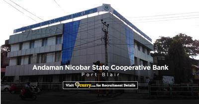 Andaman Nicobar State Cooperative Bank