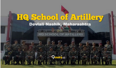 HQ School of Arty Devlali, Nasik (Maharashtra)